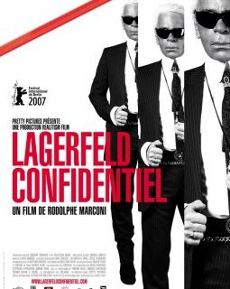 Lagerfeld confidentiel - la critique + le test DVD