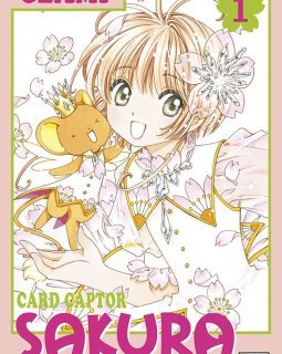 Card Captor Sakura . T1 . Clear Card Arc - La chronique BD