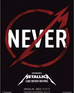 Metallica through the never, trailer sur fond de musique heavy
