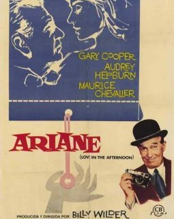 Ariane - Billy Wilder - critique