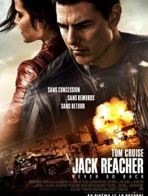 Jack Reacher Never Go Back - la critique du film