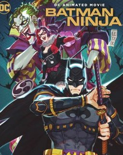 Batman Ninja - la critique du film