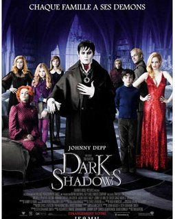 Dark Shadows - la critique