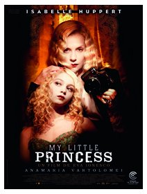 My little princess - le nouveau scandale cannois avec Isabelle Huppert