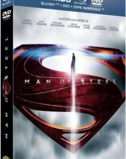 Man of Steel reprend son envol en DVD/Blu-Ray dès le 23 octobre 2013