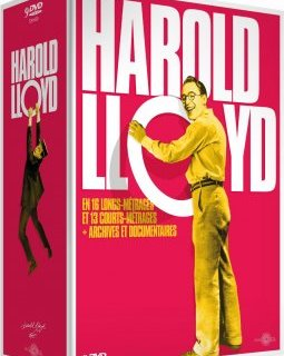 Harold Lloyd : coffret DVD costaud chez Carlotta