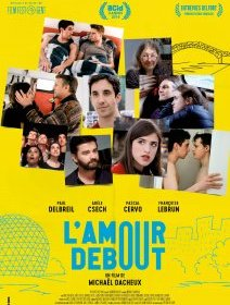L'amour debout - la critique du film