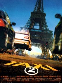 Taxi 2 - la critique du film
