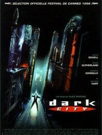 Dark City - la critique du film