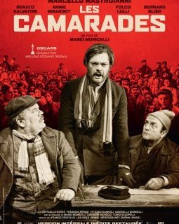 Les camarades - la critique du film + le test Blu-ray