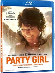 Party Girl : le blu-ray de la Caméra d'or de Cannes 2014 testé