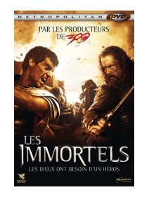 Les immortels - le test DVD