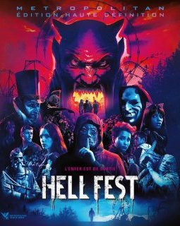 Hell Fest - la critique du film et le test blu-ray