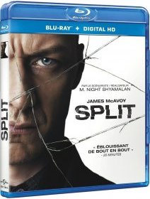 Split – le test blu-ray