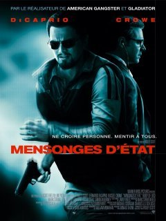 Mensonges d'État - Ridley Scott - critique