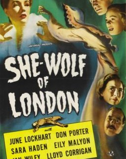 She-Wolf of London - la critique du film