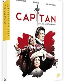Le Capitan - le test Blu-ray