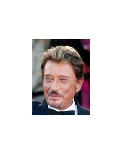 Johnny Hallyday à Cannes