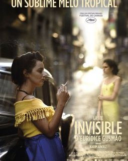 La vie invisible d'Eurídice Gusmão - la critique du film