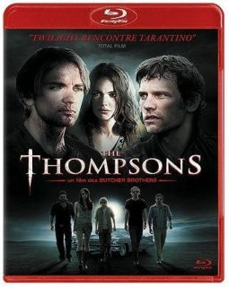 The Thompsons - la critique + test blu-ray