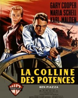 La colline des potences - Delmer Daves - critique