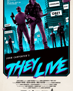 Invasion Los Angeles (They Live) - la critique du film