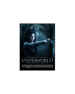 Underworld 3 : le soulèvement des Lycans - Poster + photos + trailer