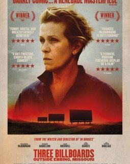 Box-office France : 3 Billboards se prépare déjà pour les Oscars et In the Fade donne raison aux Golden Globes