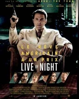 Box-office USA : Live by Night de Ben Affleck essuie les plâtres