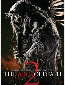 The ABC's of Death 2 - l'affiche et la liste des réalisateurs