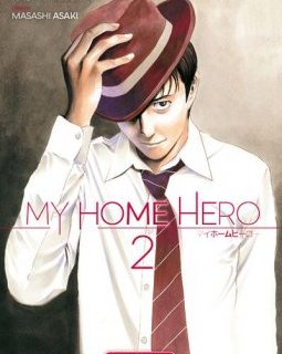 My Home Hero - T2 - La chronique BD