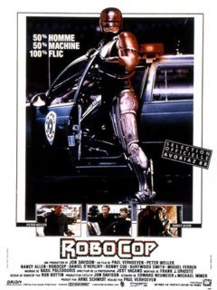 Robocop (1987) - la critique du film + le test blu-ray