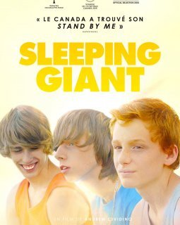 Sleeping Giant – la critique du film