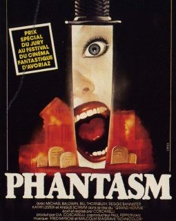 Phantasm - la critique du film + le test DVD