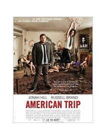 American trip (Get him to the Greek) - la comédie de l'été ?