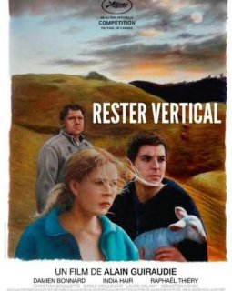 Rester Vertical - la critique du film + le test DVD