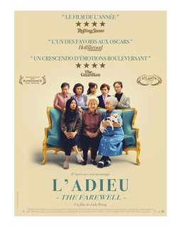L'Adieu (The Farewell) - la critique du film