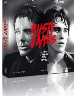 Rusty James - la critique + le test blu-ray collector