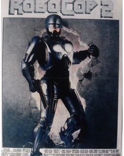 Robocop 2 : la critique + le test blu-ray