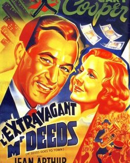 L'extravagant Mr Deeds - Frank Capra - Critique