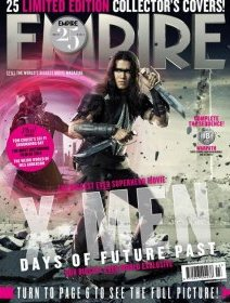 X-men : Days of Future Past : les super-héros en couverture !