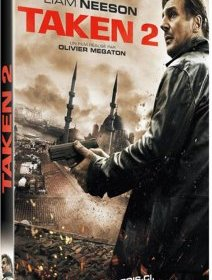 Taken 2 - le test DVD