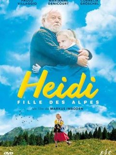 Heidi, fille des Alpes - la critique du film + le test DVD