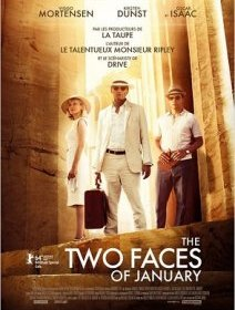 Trailer intriguant pour The Two Faces Of January d'Hossein Amini avec Viggo Mortensen
