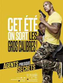 Agents presque secrets - Rawson Marshall Thruber - critique