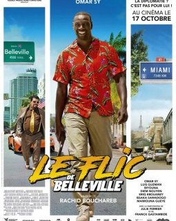 Box-office France : Le flic de Belleville est un accident industriel !