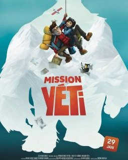Mission Yéti - la critique du film