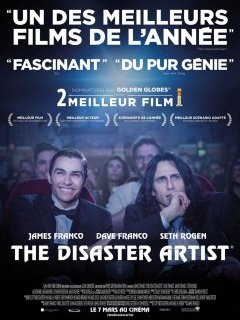 The disaster artist - la critique d'un film