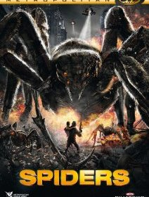 Spiders - La critique + le test DVD