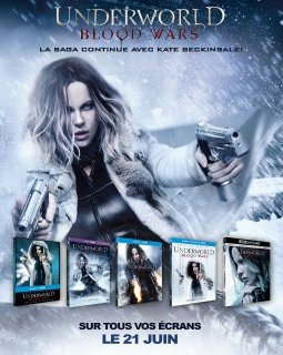 Underworld Blood Wars : retour sur carrière +test blu-ray